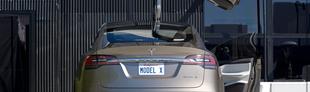 Prova Tesla Model X P100D