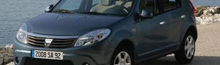 Prova Dacia Sandero 1.2 16V Ambiance