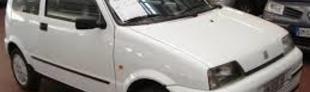 Prova Fiat Cinquecento 900i cat SX
