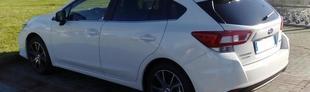 Prova Subaru Impreza 1.6i Style AWD Lineartronic
