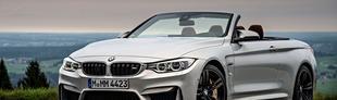 Prova BMW Serie 4 Cabrio M4 Competition DKG