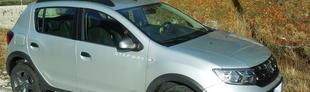 Prova Dacia Sandero Stepway 0.9 TCe GPL Brave