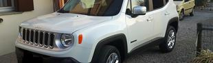 Prova Jeep Renegade 2.0 Multijet 140 CV 4WD Limited AT9