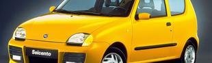 Prova Fiat Seicento 1.1i cat Sporting