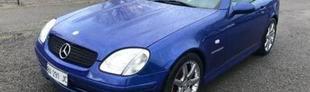 Prova Mercedes SLK 200 Kompressor