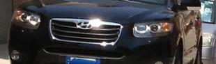 Prova Hyundai Santa Fe 2.2 CRDi Comfort 4WD Automatica 7 posti