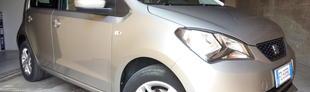 Prova Seat Mii 1.0 Eco fuel Chic 5 porte S&S