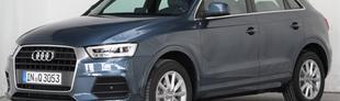 Prova Audi Q3 2.0 TDI 184 CV quattro S tronic