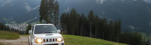Prova Suzuki Jimny 1.3 VVT Evolution Plus