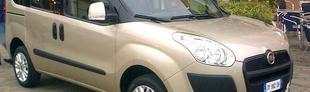 Prova Fiat Doblò 2.0 16V Multijet Dynamic 5 posti