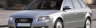 Prova Audi A4 Avant 1.9 TDI 115 CV