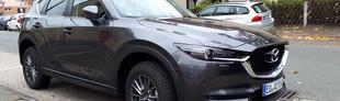 Prova Mazda CX-5 2.0 160 CV Exclusive Automatica 4WD