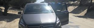 Prova Mercedes B 200 CDI Executive 7G-DCT