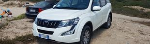 Prova Mahindra XUV500 2.2 TD W6 4WD