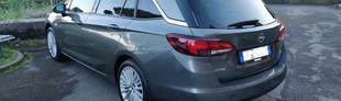 Prova Opel Astra Sports Tourer 1.6 CDTI 136 CV S&S Innovation