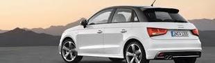 Prova Audi A1 Sportback 1.4 TDI Metal plus S tronic