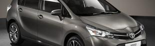Prova Toyota Verso 1.6