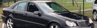 Prova Mercedes C 220 CDI Elegance