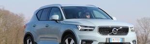 Prova Volvo XC40 D4 AWD Geartronic Momentum