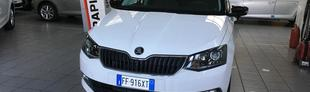 Prova Skoda Fabia 1.0 MPI 75 CV Twin Color Design Edition Nero