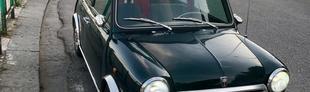 Prova Rover Mini 1.3i Balmoral