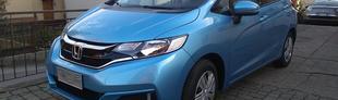 Prova Honda Jazz 1.3 i-VTEC Trend
