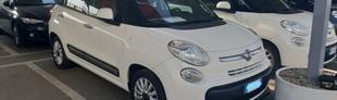 Prova Fiat 500L Living 1.3 Multijet Pop Star