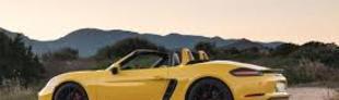 Prova Porsche 718 Boxster S PDK