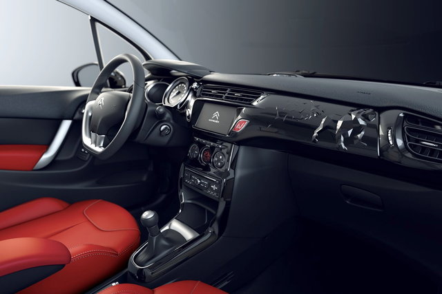 Citroën C3 Red Block: iniezione di testosterone