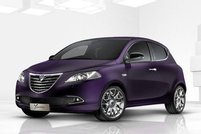 foto tutti i colori della lancia ypsilon. Black Bedroom Furniture Sets. Home Design Ideas
