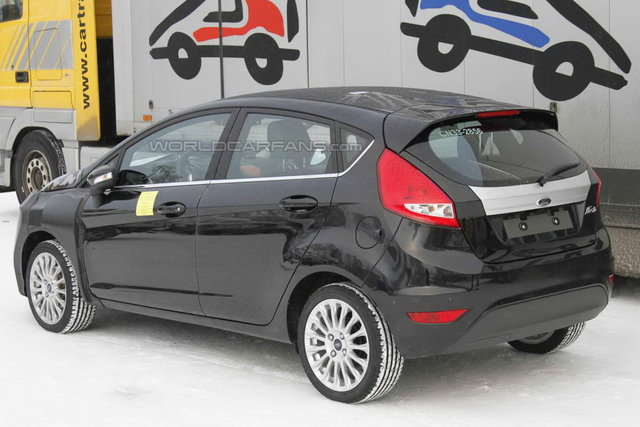 Ford Fiesta: si avvicina il restyling