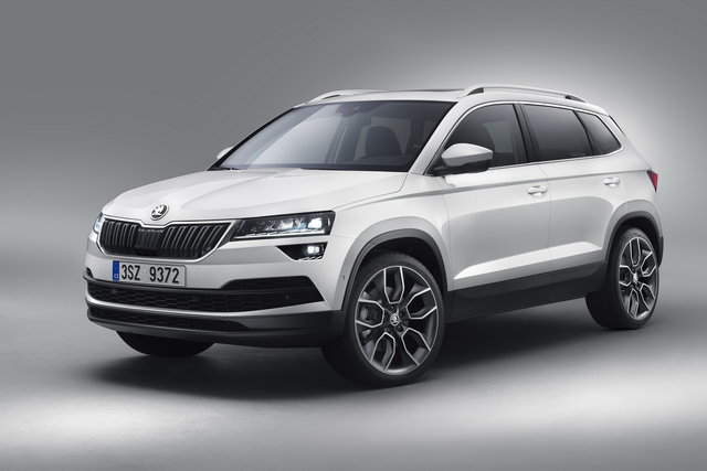 prossima uscita skoda karoq 1 0 tsi ambition. Black Bedroom Furniture Sets. Home Design Ideas