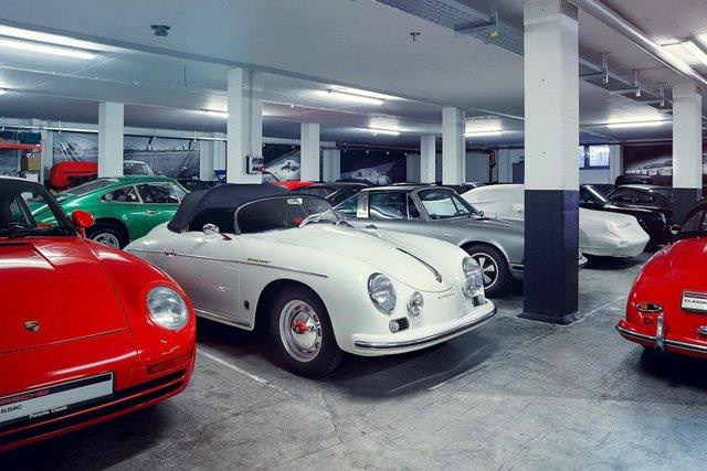 Foto porsche classic i ricambi rari ricreati con la for Porsche design ufficio stampa