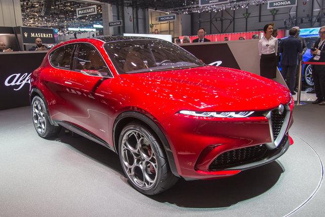 Foto - Alfa Romeo Tonale: stile al potere