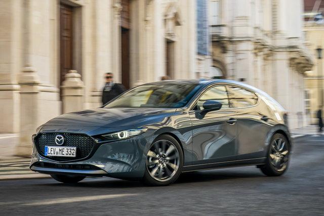 Mazda 3 diesel problemi