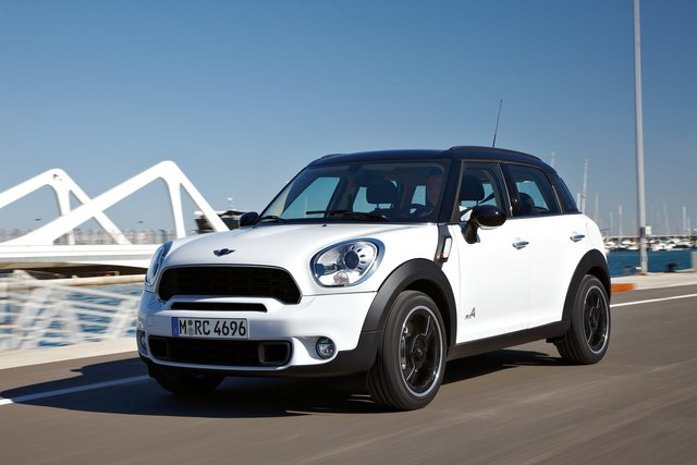 mini countryman 1 cooper s all4 base