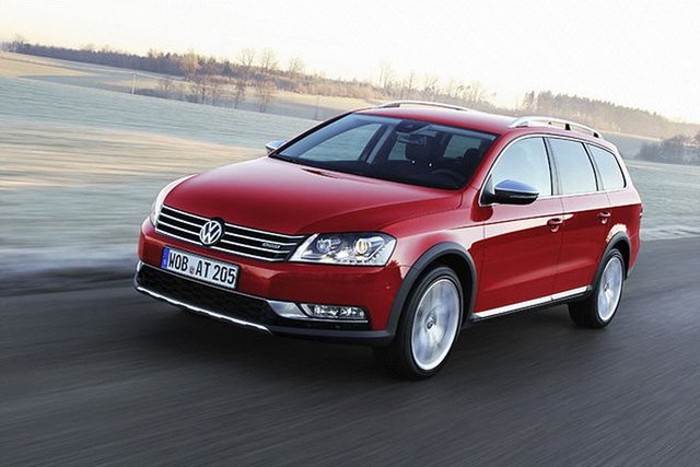 volkswagen passat alltrack 1 2 0 tdi bluemotion technology 4motion dsg