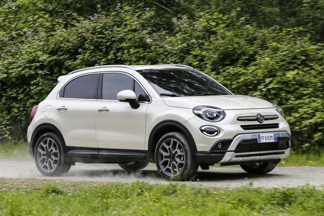Fiat,le nuove auto in uscita nel 2020