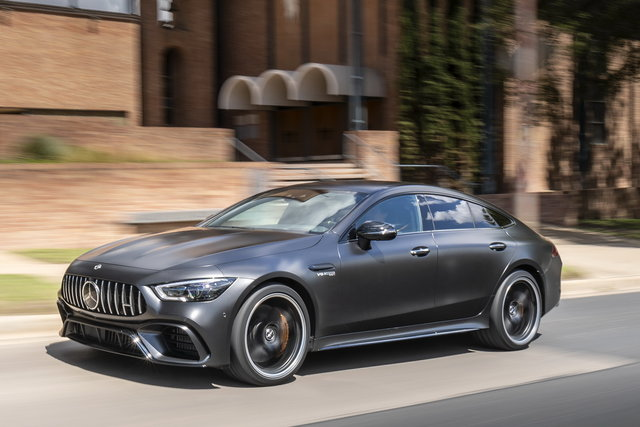 mercedes amg gt coupe 4 63s