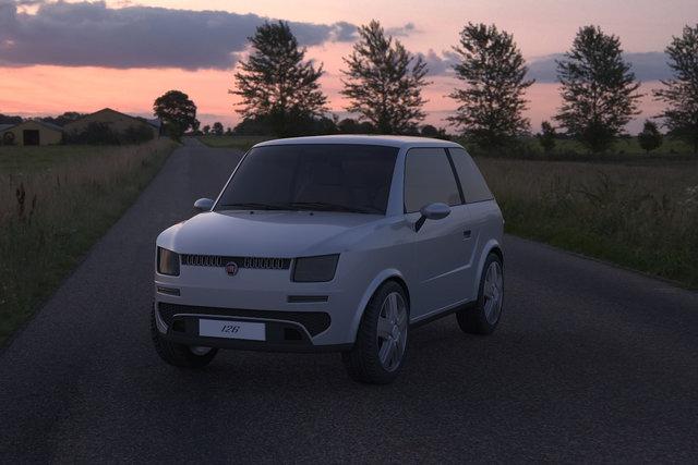 Nuove Fiat In Arrivo >> Fiat Nuova 126