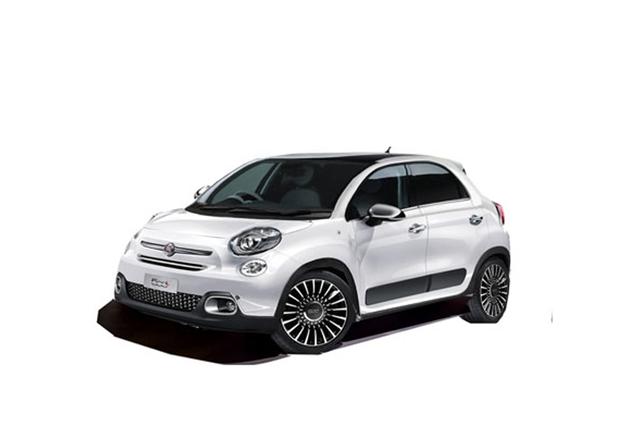 Fiat 500cross