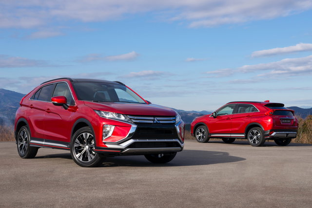 prossima uscita mitsubishi eclipse cross 1.5 turbo diamond 2wd