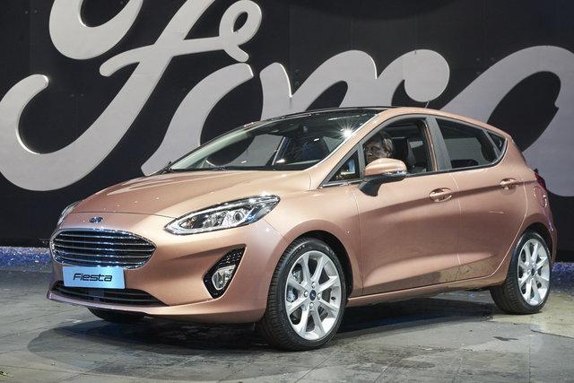 Ford Fiesta - Auto.it