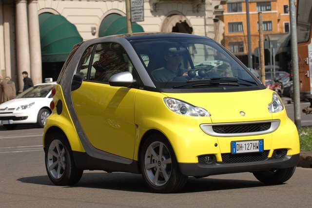 smart fortwo coupe 2 pulse
