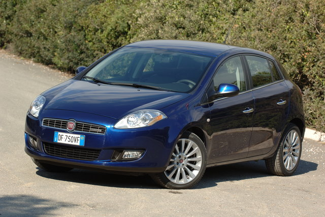 fiat bravo 16 16v multijet emotion