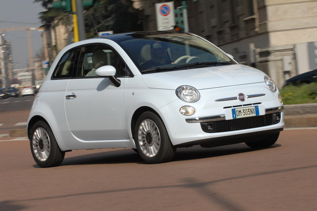 fiat 500 lounge dualogic