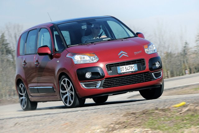 citroen c3 picasso 14 16v vti exclusive