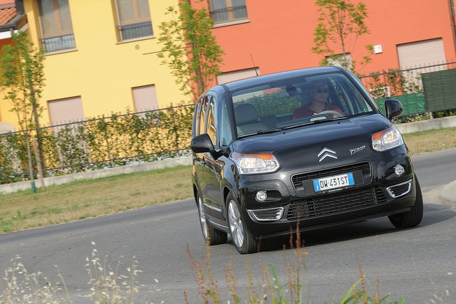 citroen c3 picasso 16 hdi exclusive style