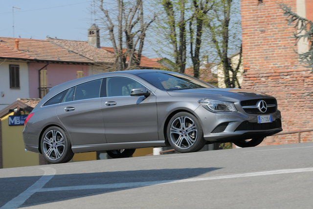 mercedes cla shooting brake 200 cdi