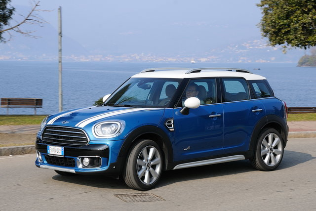 mini countryman all4 steptronic